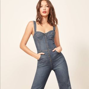 Reformation Kora Jumpsuit